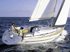 Segelboot - Bavaria 41