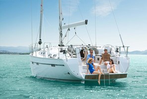 Sailing Boat - Bavaria 51 Cruiser