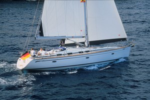 Segelboot - Bavaria 46 cruiser