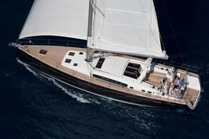 Sailing Boat - Oceanis 58