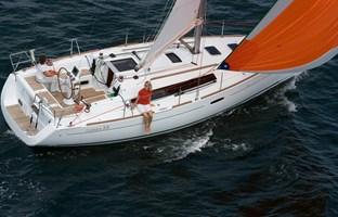 Segelboot - Oceanis 34