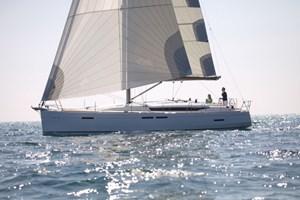 Segelboot-Sun Odyssey 449 3 cab