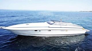 Barco a Motor-Cherokee 45