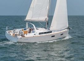 Velero - Oceanis 38