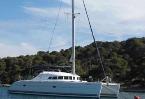 Catamarán-Lagoon 410