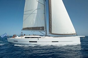 Sailing Boat-Dufour 560 Grand Large