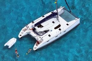 Catamarán - Nautitech 40