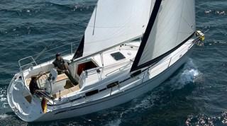 Segelboot - Bavaria 32