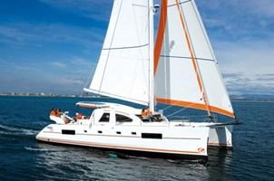 Catamarán-Catana 50 Ocean Class