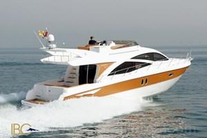 Barco a Motor-Oryx 46