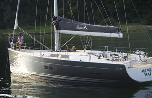 Sailing Boat-Hanse 575