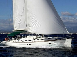 Sailing Boat - Oceanis 473