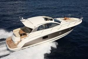Barco a Motor-Jeanneau Prestige 42
