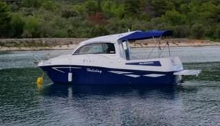 Barco a Motor-Bluestar Holiday 720