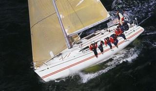 Sailing Boat-Sun Fast 37