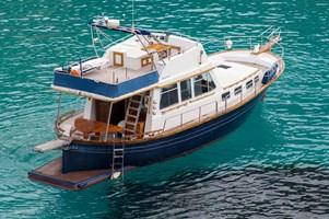 Motorboat-Myabka 45 TR