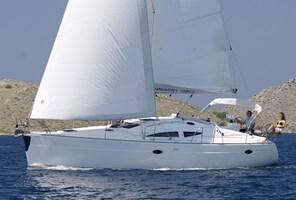 Segelboot - Elan 384 Impression