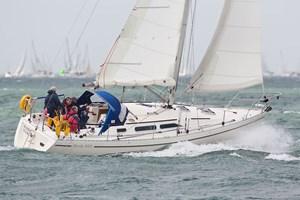 Segelboot-Moody 336