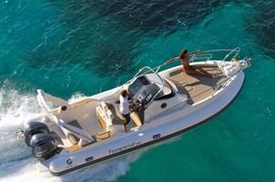 Motorboat-Capelli Tempest