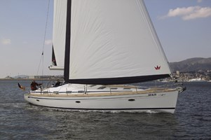 Sailing Boat - Bavaria 50 Cruiser