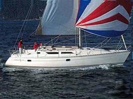 Segelboot - Sun Odyssey 37.1