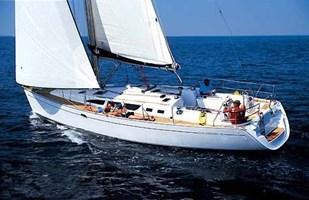 Velero - Sun Odyssey 43
