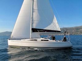 Sailing Boat-Salona 42