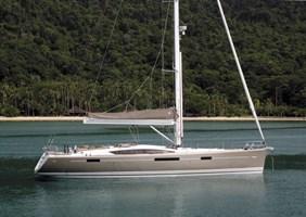Sailing Boat-Jeanneau 57