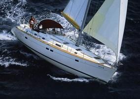 Sailing Boat-Oceanis 411 Clipper