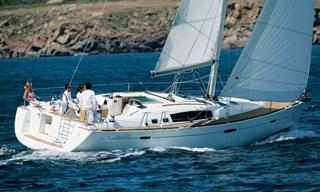 Sailing Boat - Oceanis 46