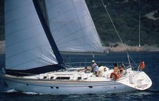 Segelboot - Sun Odyssey 51