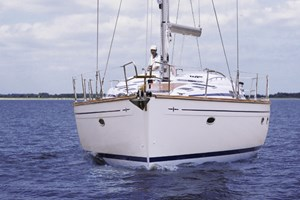 Sailing Boat - Bavaria 50 Cruiser 2005-08