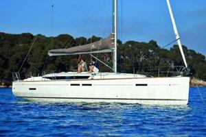 Segelboot-Sun Odyssey 449 4 cab