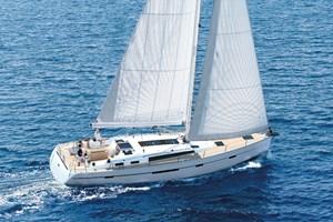 Sailing Boat - Bavaria 56 Cruiser