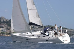 Sailing Boat - Oceanis 343 Clipper
