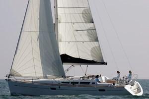 Segelboot - Sun Odyssey 42I 2008