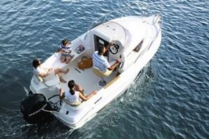 Barco a Motor-Quicksilver Activ 510
