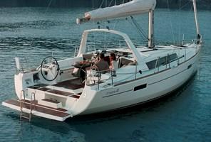 Sailing Boat - Oceanis 41 2012-13
