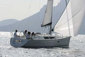 Segelboot - Sun Odyssey 32i