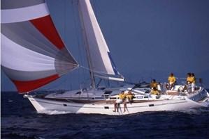 Sailing Boat-Oceanis 500