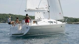 Segelboot - Elan 344 Impression