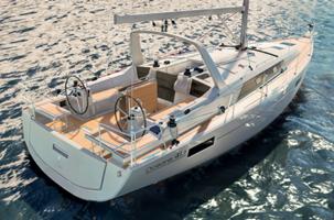 Sailing Boat-Oceanis 41.1