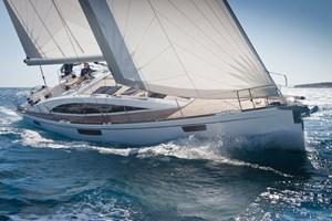 Segelboot-Bavaria Vision 46
