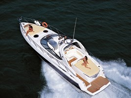 Barco a Motor-Cranchi 41 Endurance