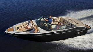 Motorboot-Monterey 238 SS