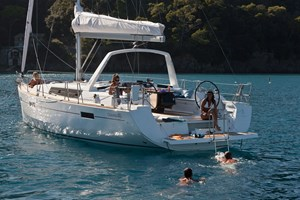 Segelboot - Oceanis 45 2013