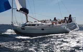 Sailing Boat - Sun Odyssey 44i