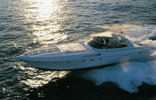 Barco a Motor-Rizzardi 50 Top Line