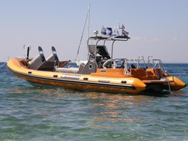 Barco a Motor-Ris Marine 850 Sport