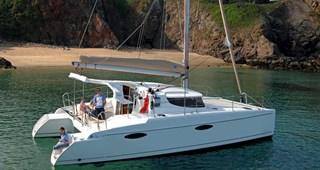 Catamarán - Mahe 36